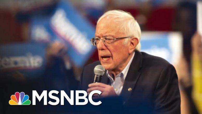 Ezra Klein On Biden vs. Sanders's Political Revolution | The Last Word | MSNBC 1