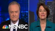 Sen. Klobuchar On What It Will Take To Win Back The Senate In 2020 | The Last Word | MSNBC 2