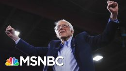 Sanders Acknowledges 'Challenge' Ahead After Biden's Super Tuesday Wins | The 11th Hour | MSNBC 3
