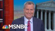 Bill de Blasio: We Need Federal Government's Help On Coronavirus | Morning Joe | MSNBC 4