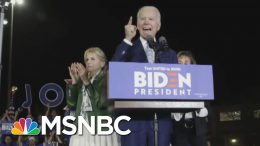 How Super Tuesday Is Reshaping The Democratic Primary - Day That Was | MSNBC 5