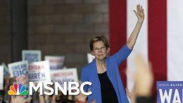 Elizabeth Warren Suspends Her Presidential Campaign | Hallie Jackson | MSNBC 3