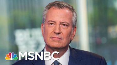 Bill De Blasio Says Biden Better Than Trump But Lacks Vision For Change   Morning Joe   MSNBC 2