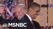 Trump Nightmare? Obama Joins Democratic Effort In 2020 | The Beat With Ari Melber | MSNBC 3