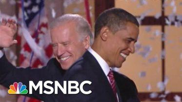 Trump Nightmare? Obama Joins Democratic Effort In 2020   The Beat With Ari Melber   MSNBC 6