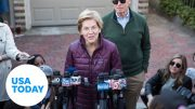 Sen. Elizabeth Warren speaks after dropping out of presidential race 3