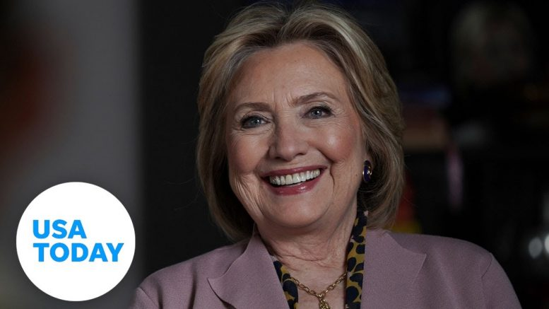 Hillary Clinton talks Hulu documentary, election hacking and 'threat' of Trump | USA TODAY 1