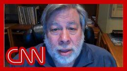 Steve Wozniak talks to Sanjay Gupta about coronavirus scare 3