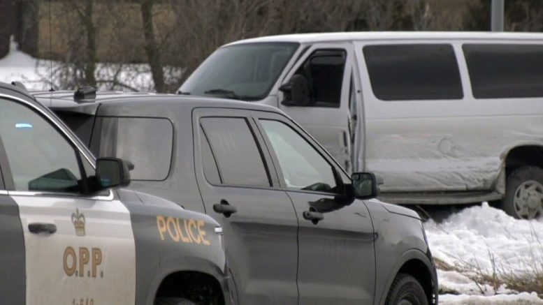 Officer dragged by suspect van before 90-minute rampage in rural Ontario 1