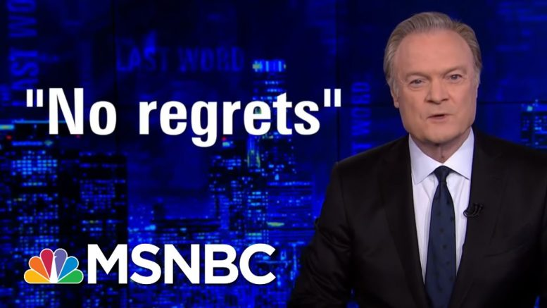 Lawrence: 'You Had A Right To Feel That Women Were Next' | The Last Word | MSNBC 1