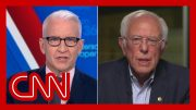 Trump says Dems are plotting 'coup' against Sanders. See his response. 2