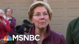 How Will Warren Use Her Influence After Withdrawing From The 2020 Race? - Day That Was | MSNBC 1
