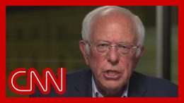 Sanders: The current healthcare system is 'pathetic' 1