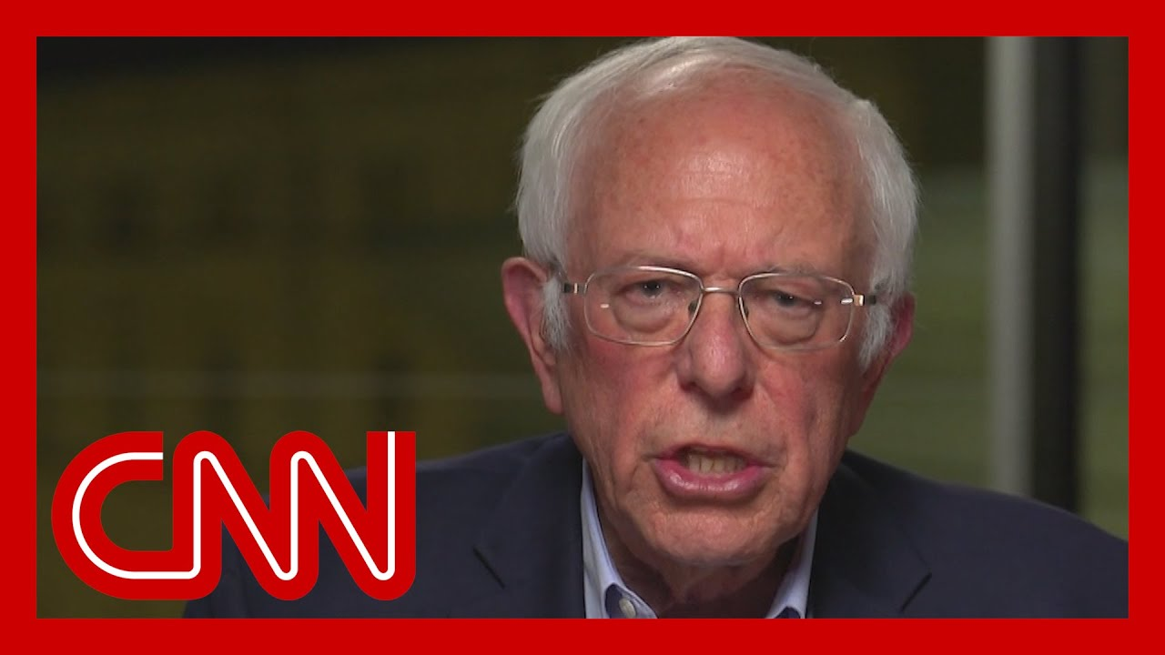Sanders: The current healthcare system is 'pathetic' 6