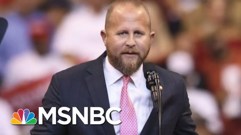 What Brad Parscale Means For Trump Campaign In 2020 | Morning Joe | MSNBC 1