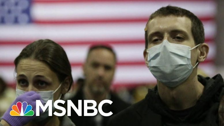 Americans Desperate For Credible Information About Coronavirus | Deadline | MSNBC 1
