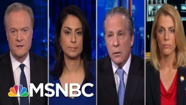 "Flight Attendant Leader ""Disheartened"" With Trump Admin. Coronavirus Response | The Last Word| MSNBC 6"