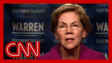 Warren on coronavirus: We should have acted weeks ago 6