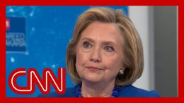 Hillary Clinton: The facts don't support that assessment 3