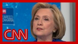 Hillary Clinton says Trump has made some serious missteps as President 2