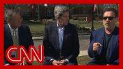 Arnold Schwarzenegger, John Kerry, and John Kasich announce 'World War Zero' coalition 4