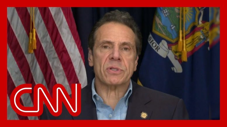 Gov. Andrew Cuomo urges CDC to allow more local coronavirus testing 1