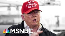 Trump Praises Coronavirus Response As Cases Rack Up And Markets Spiral | The 11th Hour | MSNBC 9