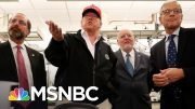 Trump Goes Off Message Again With Coronavirus Response | The 11th Hour | MSNBC 4