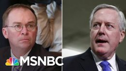 """Not The Time You Want To Play Musical Chairs"" –Fmr Obama Staffer On Trump WH Shakeup 