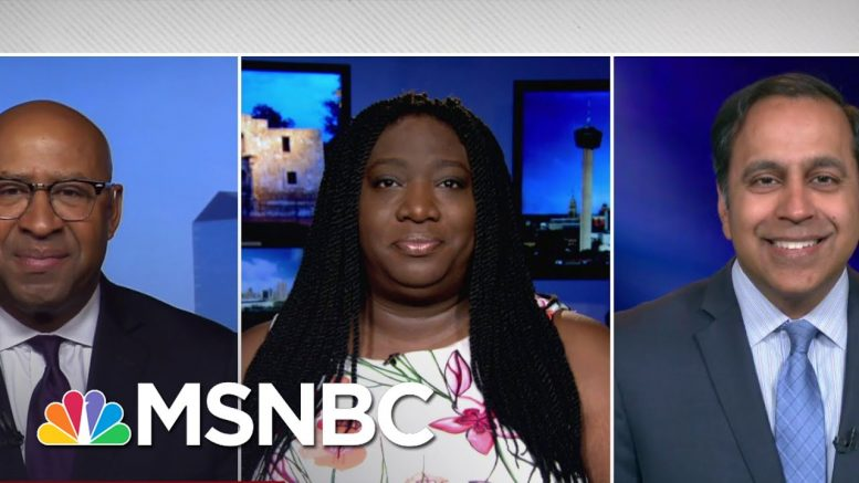 Biden VS. Sanders: The Fight For The Soul Of 2020 | MSNBC 1