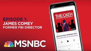 Chuck Rosenberg Podcast with James Comey I The Oath - Ep 1   MSNBC 6