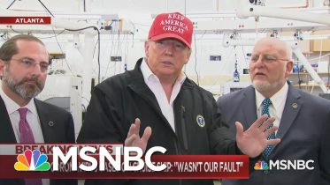 Coronavirus Threat: To The Economy, And The Presidency | The Day That Was | MSNBC 6