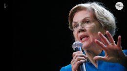 Elizabeth Warren crashes 'SNL' opening sketch   USA TODAY 3