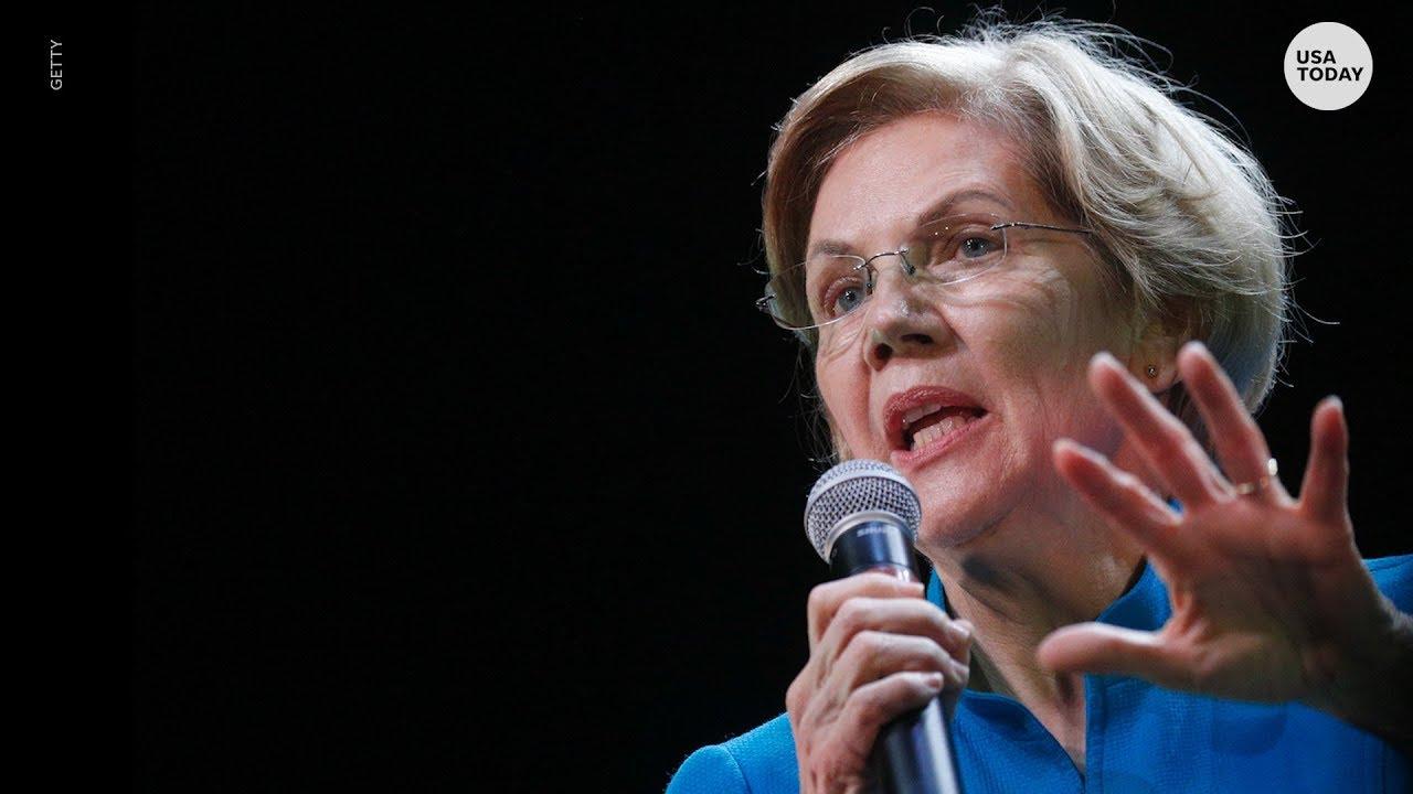 Elizabeth Warren crashes 'SNL' opening sketch | USA TODAY 7