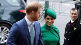Harry and Meghan make final appearances as working royals 2