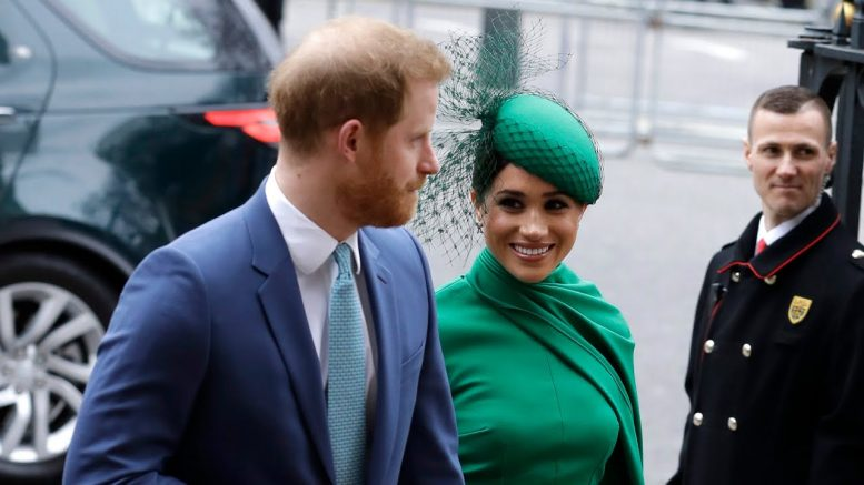 Harry and Meghan make final appearances as working royals 1