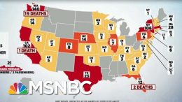 Health Experts Say Virus Past The Point Of Containment | Morning Joe | MSNBC 2