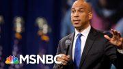 Joe Biden Gains Key Endorsement Ahead Of More State Primaries | Katy Tur | MSNBC 4