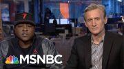 Jadakiss Talks New Album 'Ignatius,' Lyrics For 'Why' With Ari Melber | MSNBC 4