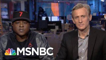 Jadakiss Talks New Album 'Ignatius,' Lyrics For 'Why' With Ari Melber | MSNBC 6