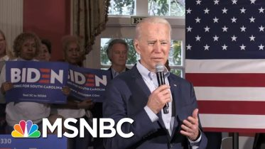 Biden And Sanders Plot Their Path To The Nomination With The Race Down To Two | Deadline | MSNBC 6
