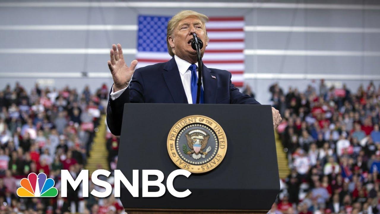 Trump Slump: Market Tumble Stokes Debate Over Dems' Best Economic Attack On Trump 2020 | MSNBC 7