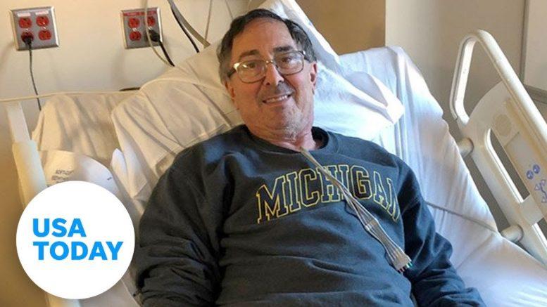 Quarantined coronavirus patient details life since testing positive | USA TODAY 1