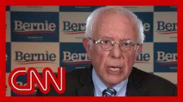 How the Sanders campaign takes precautions for coronavirus 8