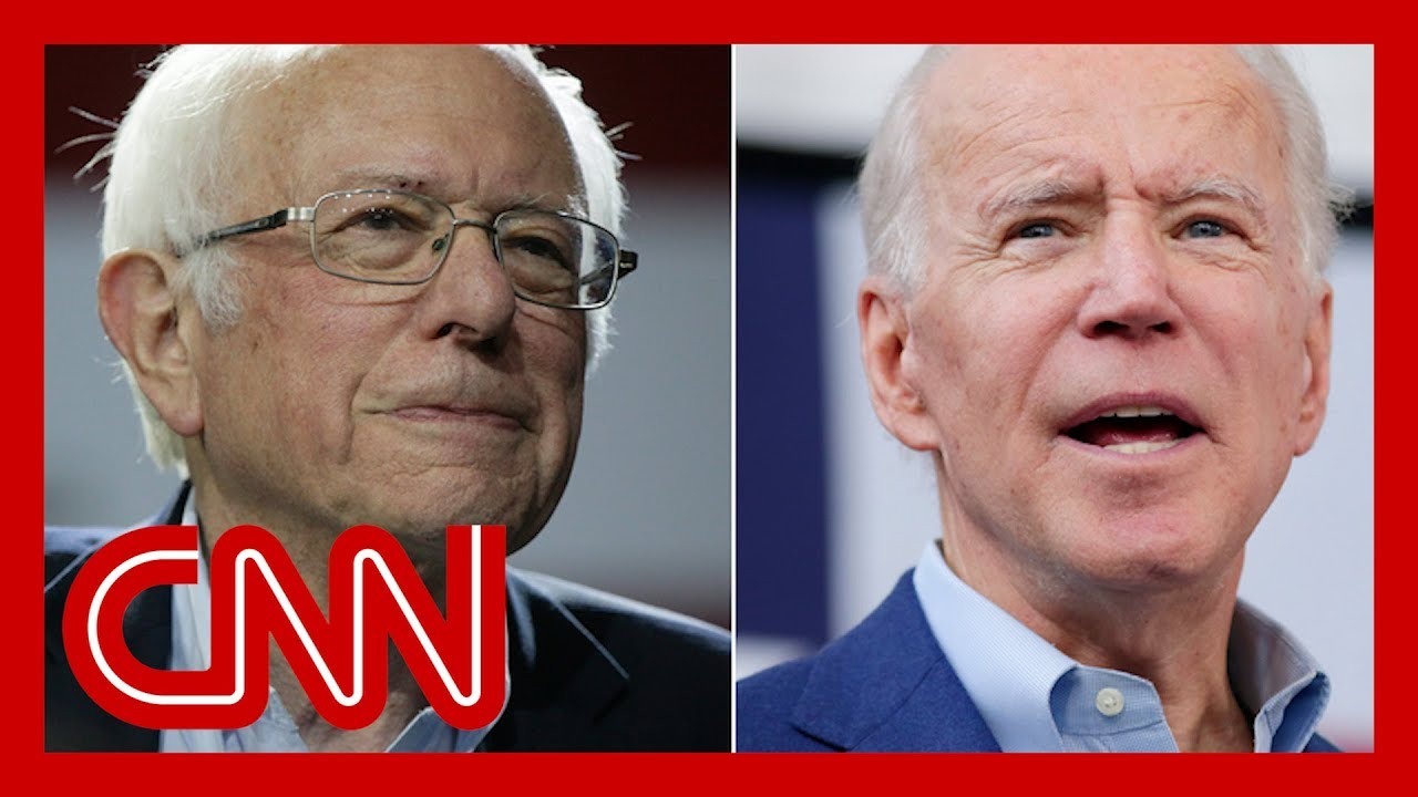 CNN projects Biden will win Virginia and Sanders will win Vermont 1