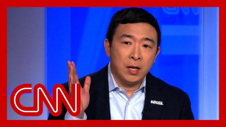 Andrew Yang endorses Joe Biden, and delivers message to Bernie Sanders supporters 1