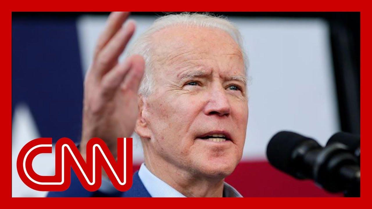CNN projects Joe Biden will win North Carolina 1