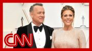 Tom Hanks and Rita Wilson test positive for coronavirus 3