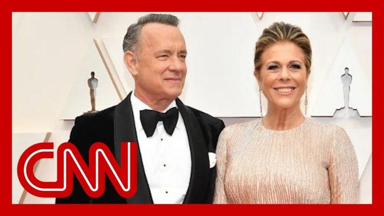 Tom Hanks and Rita Wilson test positive for coronavirus 1