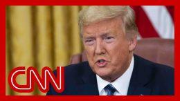 Trump's coronavirus address requires clarifications over Europe travel ban 5